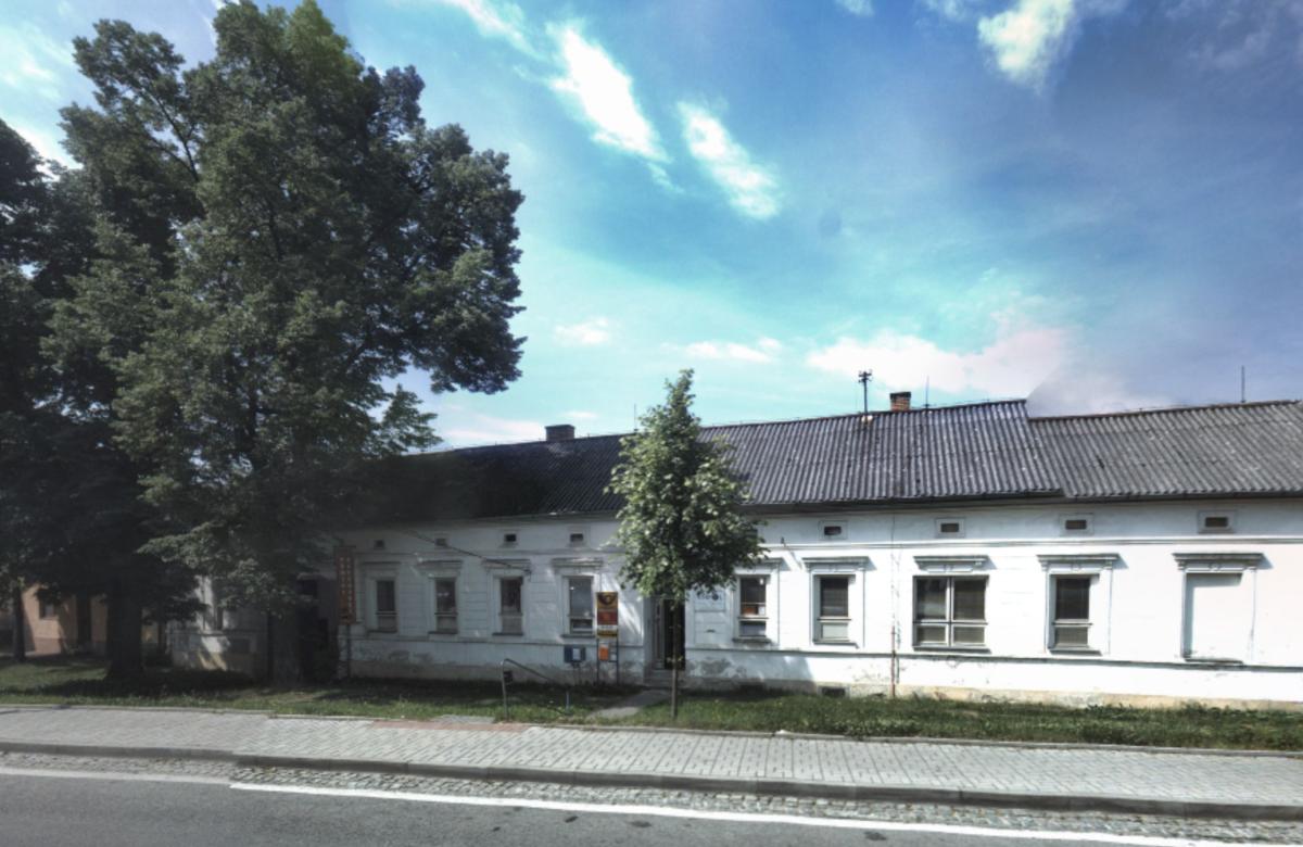 Sídlo v Českých Budějovicích